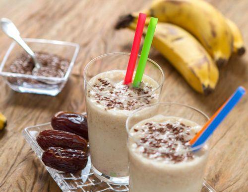 Shake de banana detox para perder até 2kg por semana
